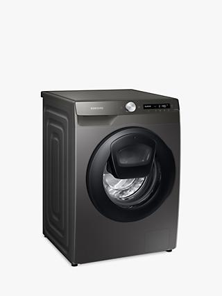 Samsung WW90T554DAN Freestanding Washing Machine, 9kg Load, 1400rpm Spin, Graphite
