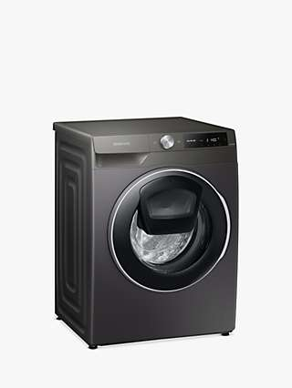 Samsung WW90T684DLN Freestanding Washing Machine, 9kg Load, 1400rpm Spin, Graphite