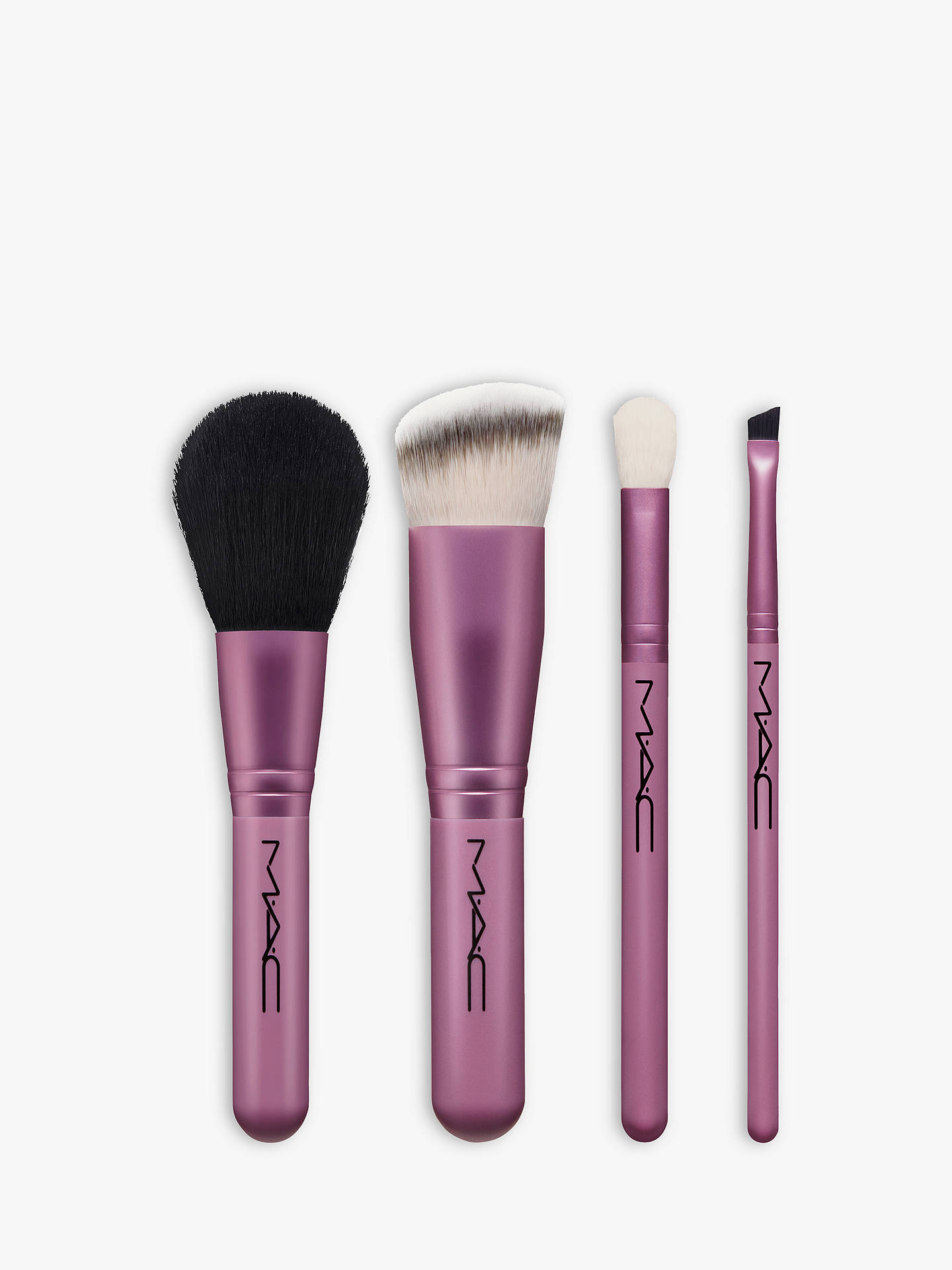 Mac Brush With The Best Makeup Gift Set