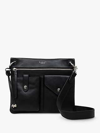 Radley Wilton Way Medium Leather Cross Body Bag