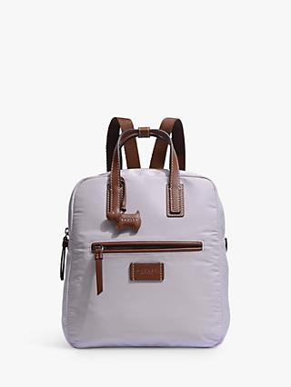Radley Elia Mews Medium Zip Around Backpack, Tulip