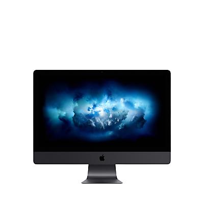 2020 Apple iMac Pro 27 All-in-One, Intel Xeon W, 32GB RAM, 1TB SSD, Radeon Pro Vega 56, 27� 5K Display, Space Grey