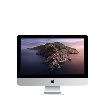 2020 Apple iMac 21.5 All-in-One, Intel Core i5, 8GB RAM, 256GB SSD, 21.5� Full HD, Silver