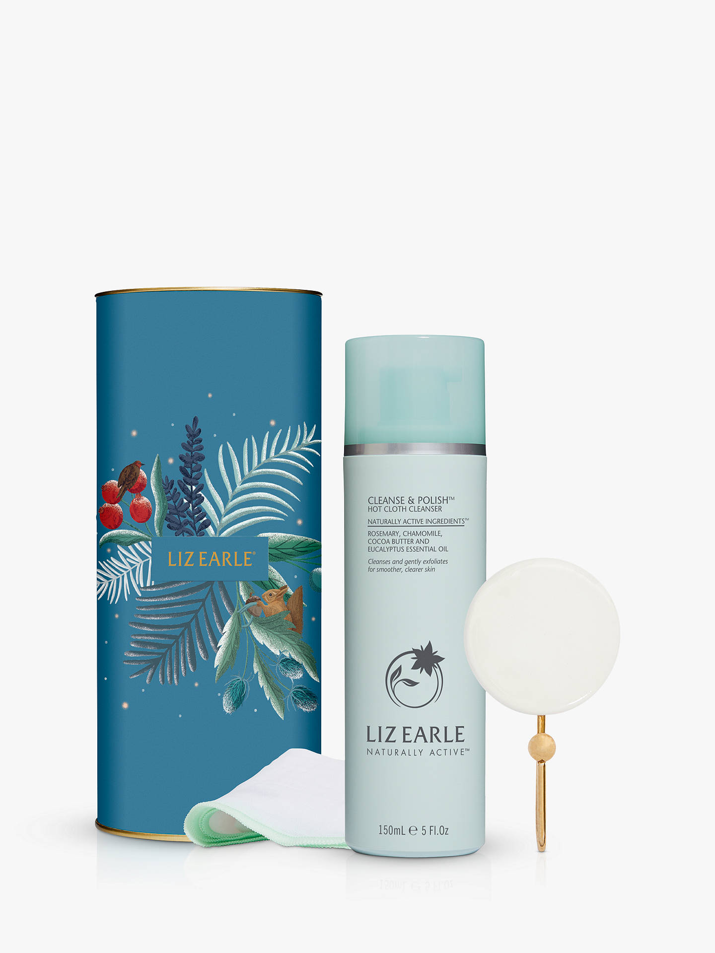 Buy Liz Earle The Liz Earle Classic Skincare Gift Set Online at johnlewis.com