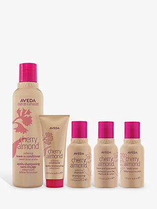 Aveda Soften & Shine with Cherry Almond Black Friday Haircare Gift Set