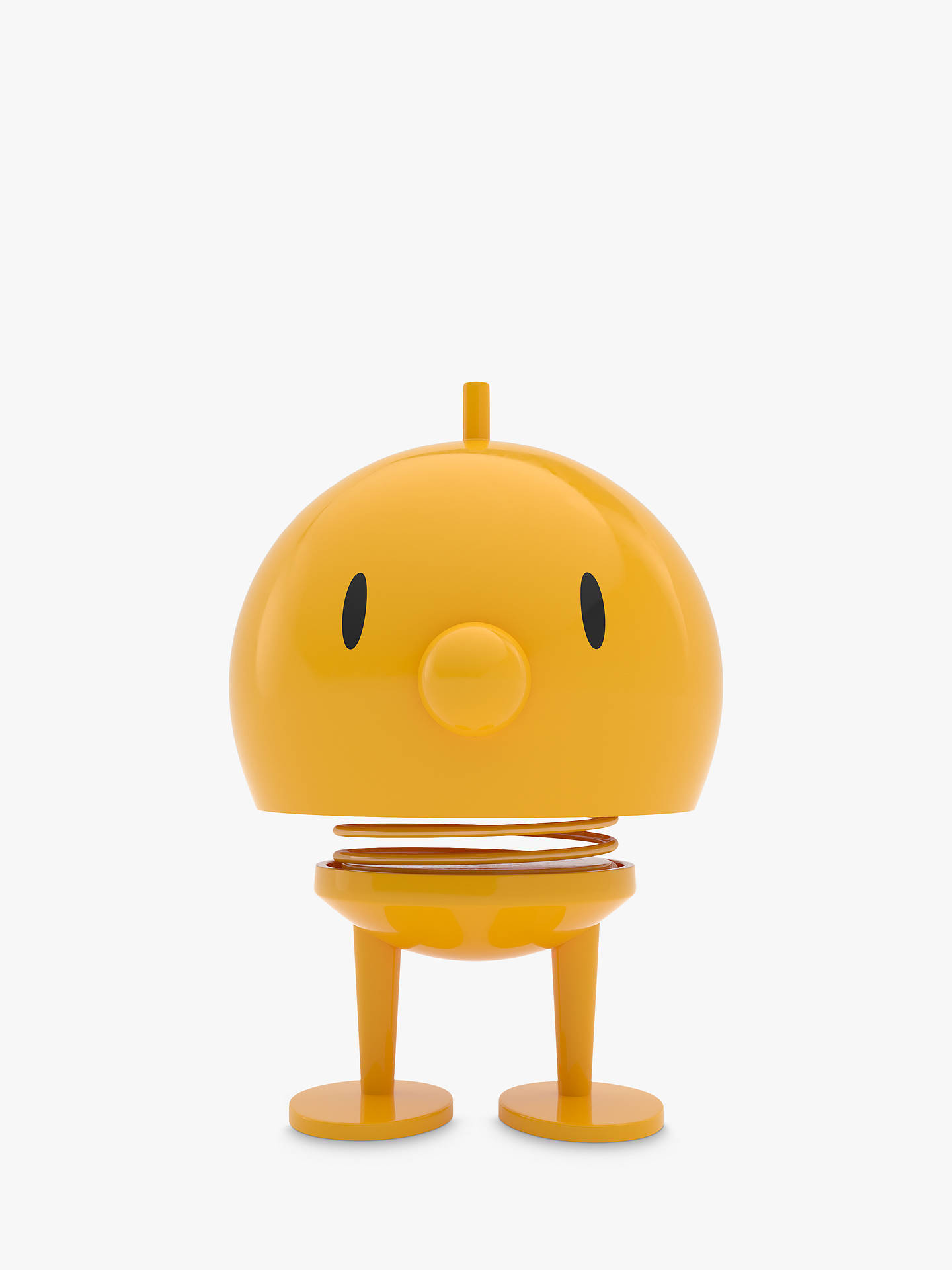 Buy Hoptimist Bumble Desk Ornament, Large, Yellow Online at johnlewis.com