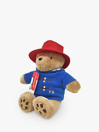 Paddington Bear Plush Soft Toy, Small