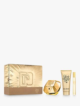 Paco Rabanne Lady Million Eau de Parfum 80ml Fragrance Gift Set