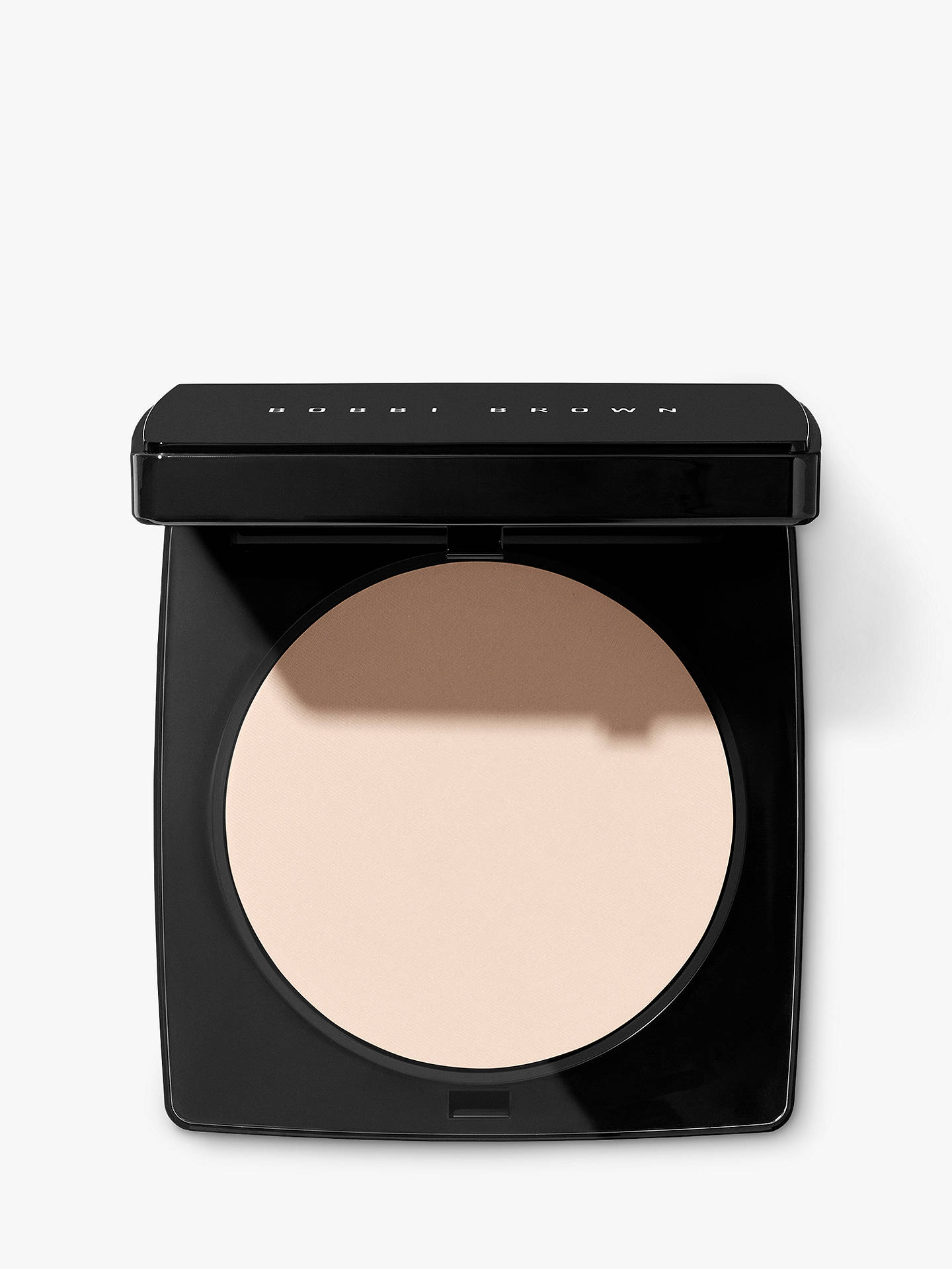 Buy Bobbi Brown Sheer Finish Pressed Powder, Soft Porcelain Online at johnlewis.com