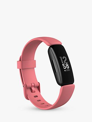 Fitbit Inspire 2, Health and Fitness Tracker with Heart Rate Monitor