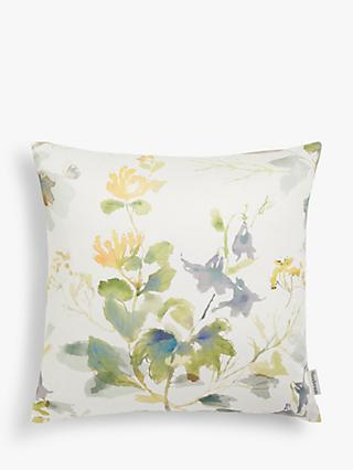 Sanderson National Trust Honey Flower Cushion