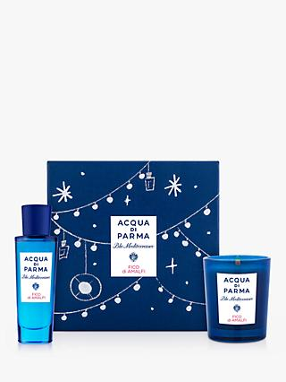 Acqua di Parma Blu Mediterraneo Fico di Amalfi Eau de Toilette 30ml Fragrance and Home Gift Set