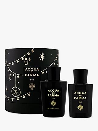 Acqua di Parma Signatures of the Sun Oud Premium Eau de Parfum 100ml Fragrance Gift Set