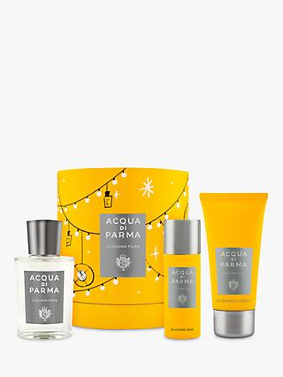 Acqua di Parma Colonia Pura Eau de Cologne 100ml Fragrance Gift Set