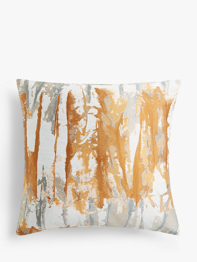 Buy Harlequin Takara Cushion, Rust Online at johnlewis.com