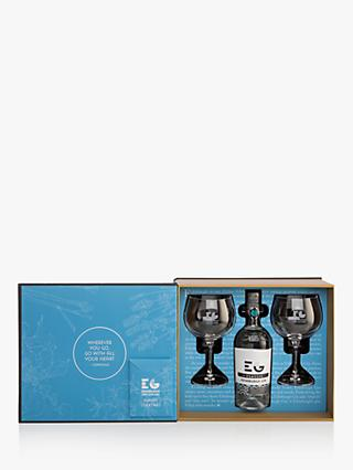Edinburgh Gin Journey To The Centre of the Serve Gift Box, 70cl