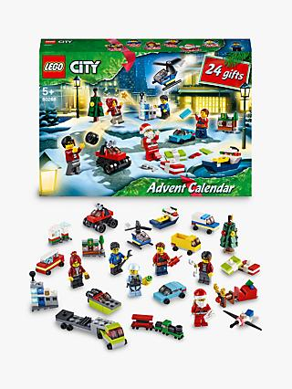 LEGO City 60268 Advent Calendar