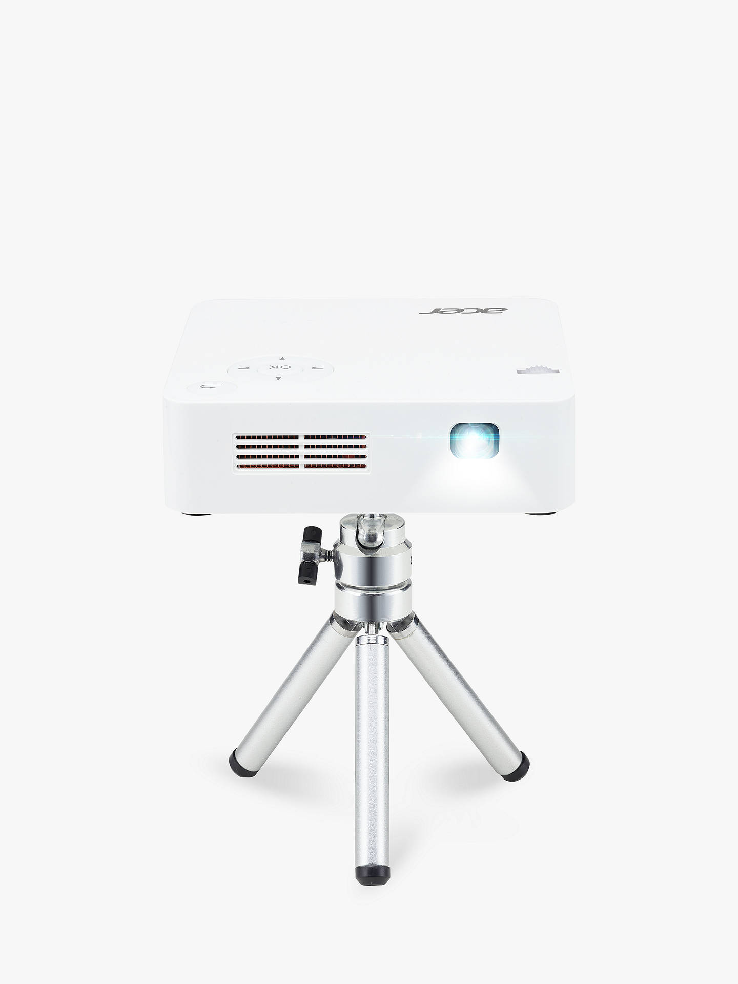 Buy Acer C202i Portable Projector, 300 Lumens Online at johnlewis.com