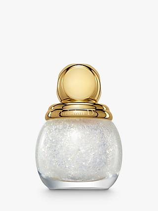 Dior Diorific Vernis Golden Nights Collection Limited Edition Top Coat Nail Lacquer, 001 Golden Snow