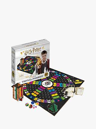 Harry Potter Trivial Pursuit Board Game