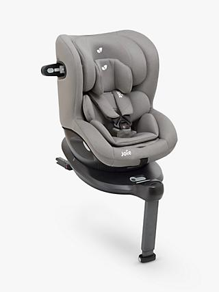 Joie Baby i-Spin 360 i-Size Group 0+/1 Car Seat, Grey Flannel