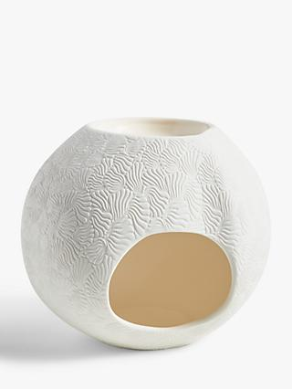 John Lewis & Partners Coral Oil Burner