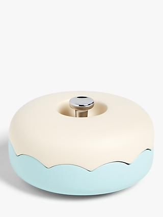 John Lewis & Partners Colour Block Resin Trinket Box