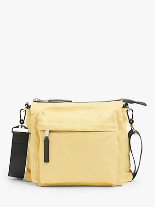 Kin Triple Compartment Cross Body Bag