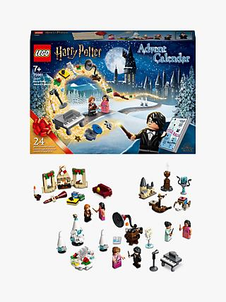 LEGO Harry Potter 75981 Advent Calendar 2020 with Minifigures