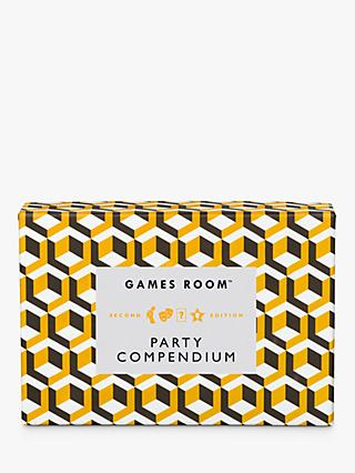 Ridley's Party Games Compendium