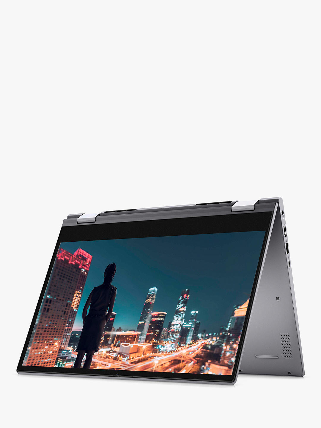 "Buy Dell Inspiron 14 5406 Convertible Laptop, Intel Core i5 Processor, 8GB RAM, 256GB SSD, 14"" Full HD, Titan Grey Online at johnlewis.com"
