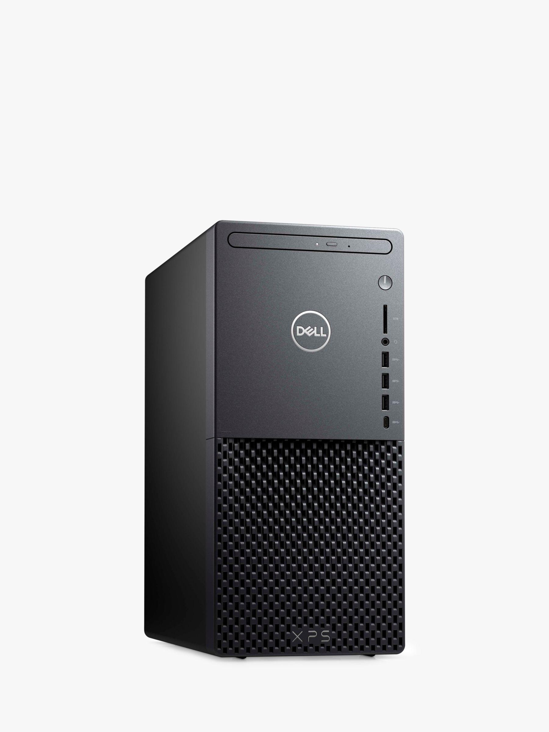 Dell XPS 8940 Desktop PC, Intel Core i5 Processor, 8GB RAM, 256GB SSD