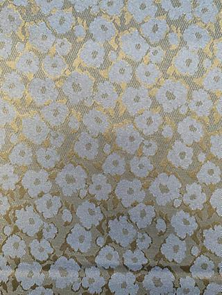Marvic Fabrics Flower Print Fabric, Navy