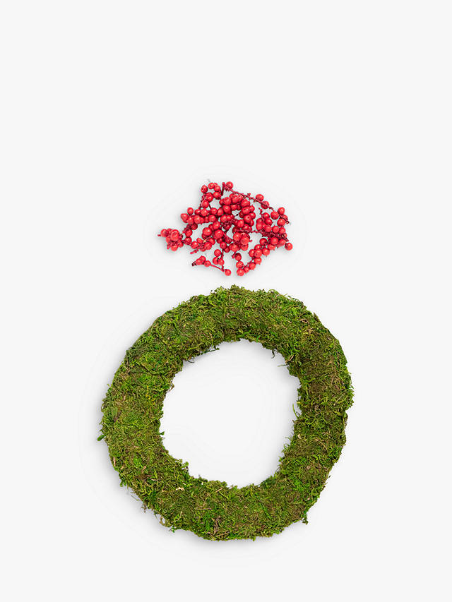 Buy Habico Wreath and Berries Online at johnlewis.com