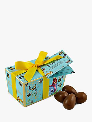 Holdsworth Easter Ballotin Milk Chocolate Miniature Eggs with Salted Caramel Centres, 125g