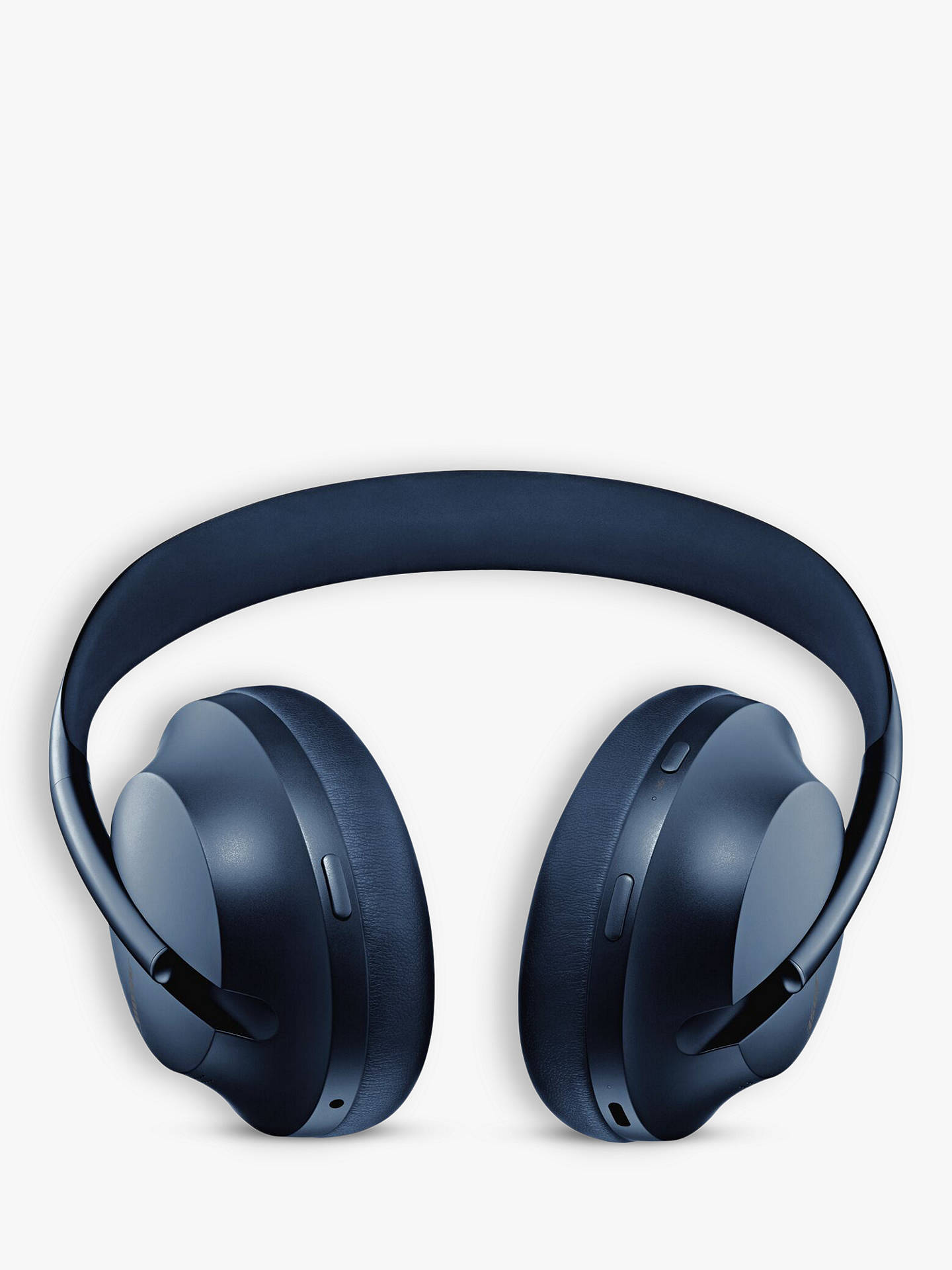 Buy Bose® 700 Noise Cancelling Over-Ear Wireless Bluetooth Headphones with Mic/Remote, Triple Midnight Blue Online at johnlewis.com
