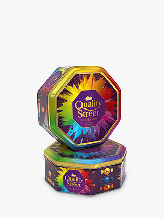 Buy Nestlé Quality Street Tin, 1.2kg Online at johnlewis.com