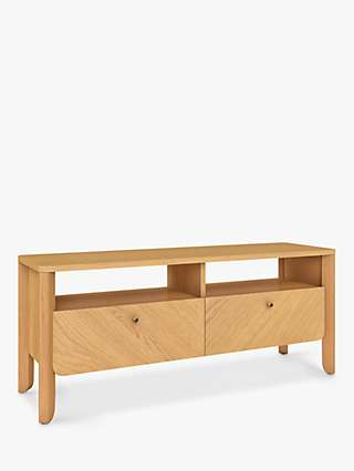 ANYDAY John Lewis & Partners Fern TV Stand for TVs up to 50