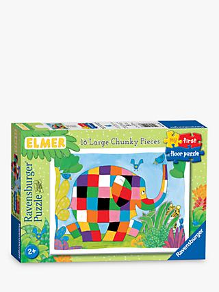 Ravensburger Elmer The Patchwork Elephant My First Floor Jigsaw Puzzle