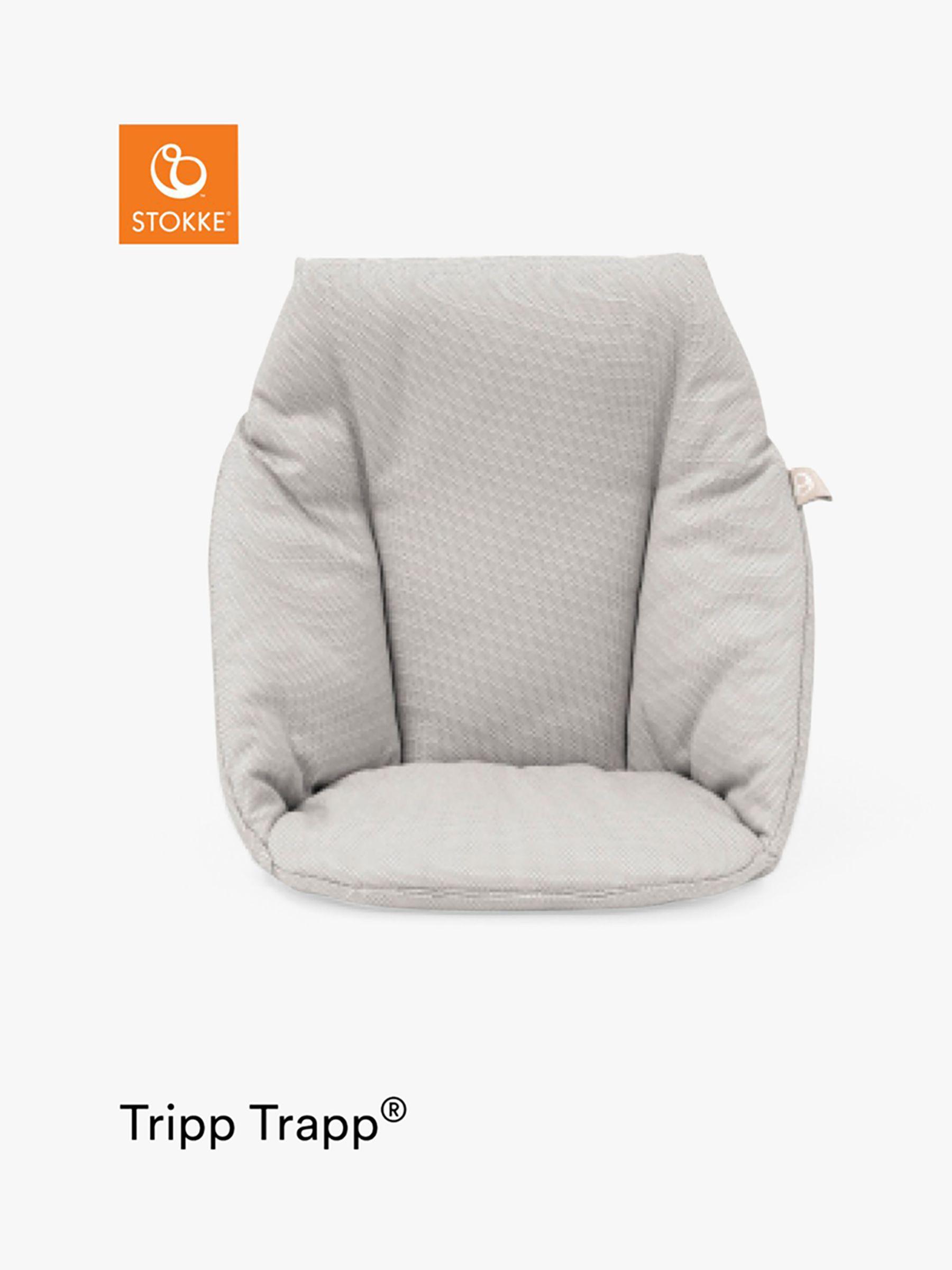 Stokke Tripp Trapp Baby Highchair Cushion, Timeless Grey