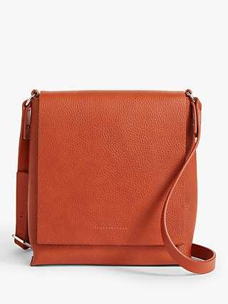 Kin Elm Cross Body Bag, Tan