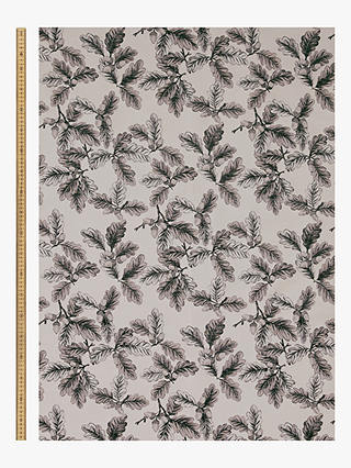 Buy John Lewis & Partners Theodore Weave Furnishing Fabric, Greige Online at johnlewis.com
