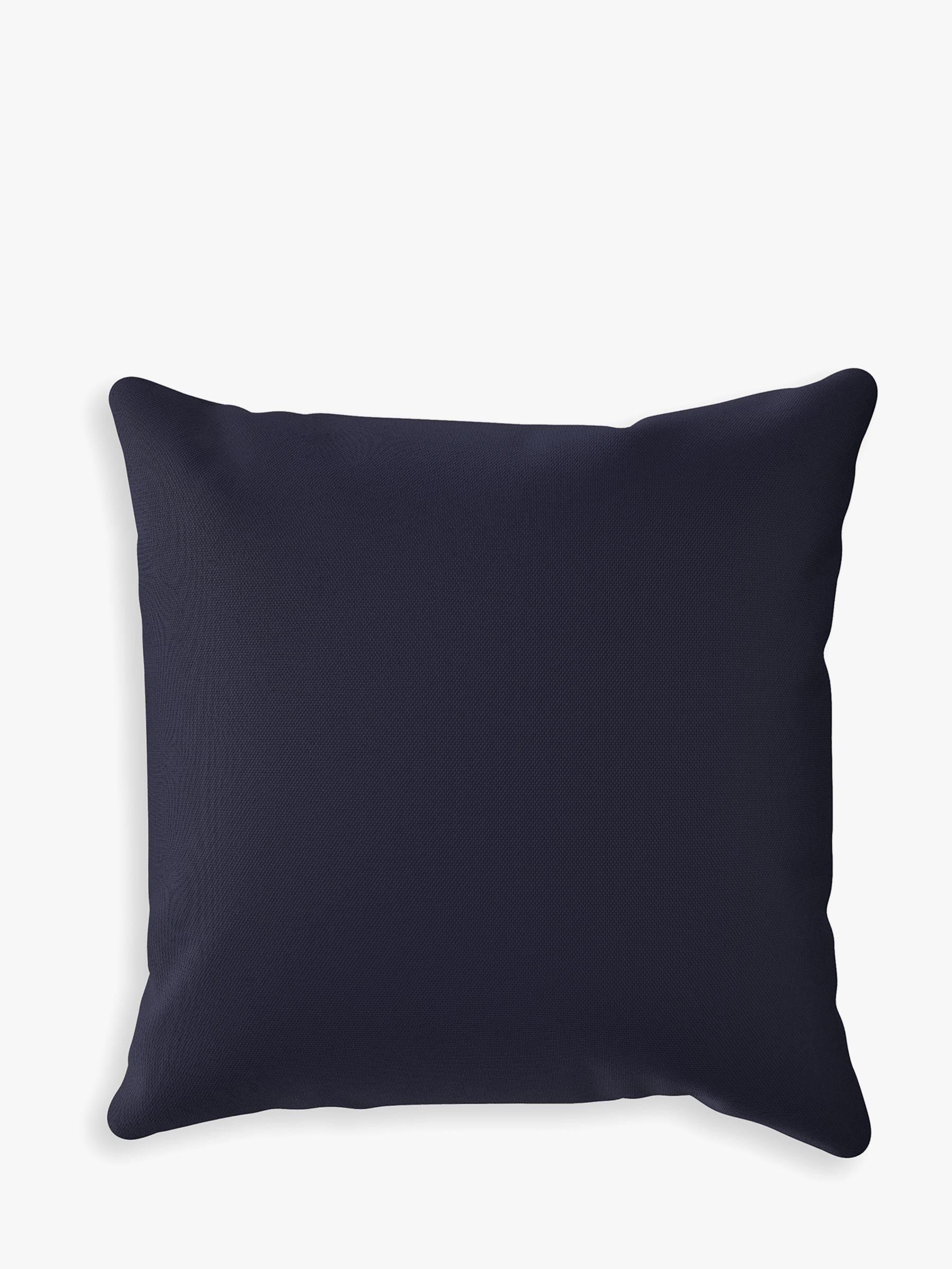 John Lewis & Partners Plain Garden Cushion, 43 x 43cm
