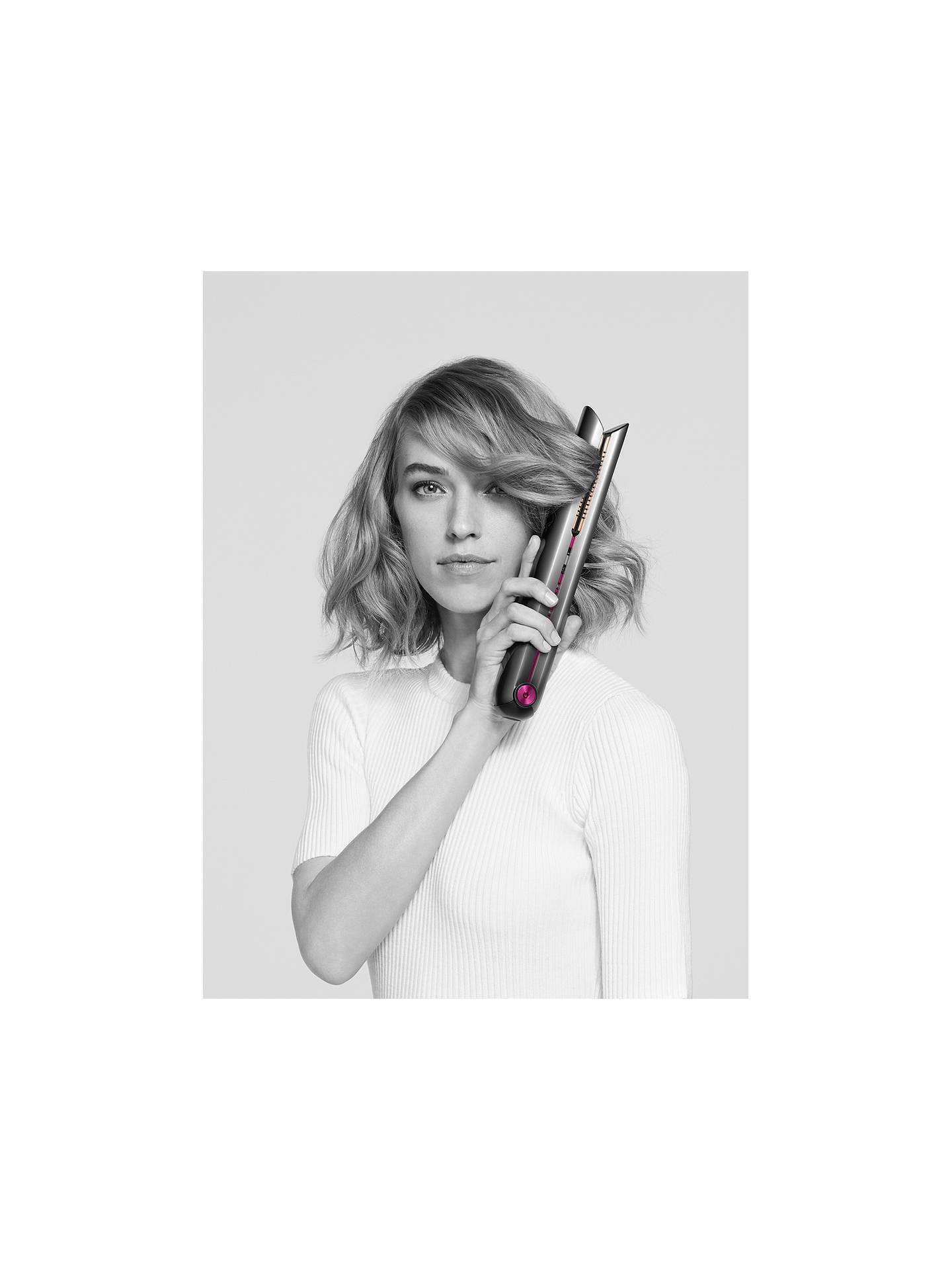 Buy Dyson Corrale™ Cord-Free Hair Straighteners Gift Edition with Styling Set Online at johnlewis.com