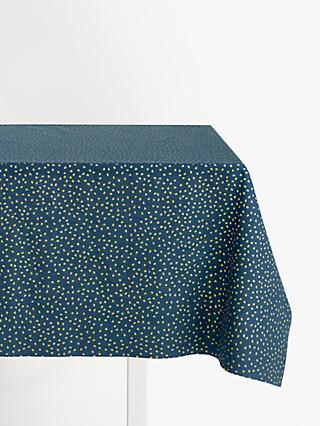 John Lewis & Partners Dot PVC Tablecloth Fabric