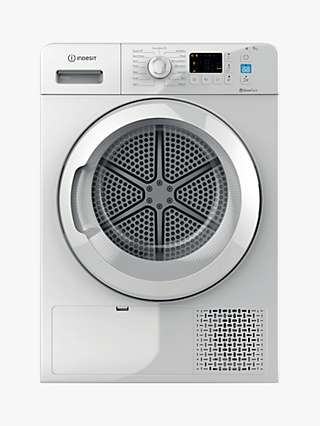 Indesit YT M10 71 R UK Heat Pump Tumble Dryer, 7kg Load, White