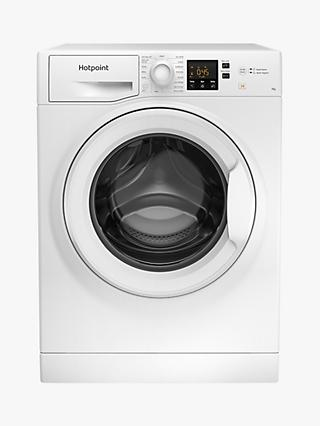 Hotpoint NSWM 742U W UK N Freestanding Washing Machine, 7kg Load, 1400rpm Spin, White