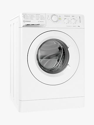 Indesit MTWC 91283 W UK Freestanding Washing Machine, 9kg Load, 1200rpm Spin, White
