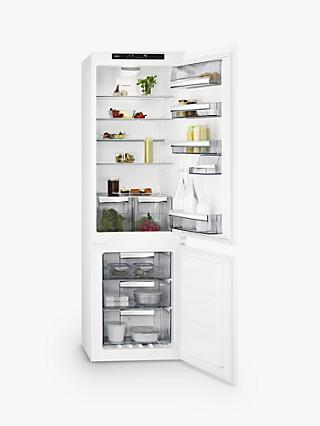 AEG 6000 SCE818E6TS Integrated 70/30 Fridge Freezer