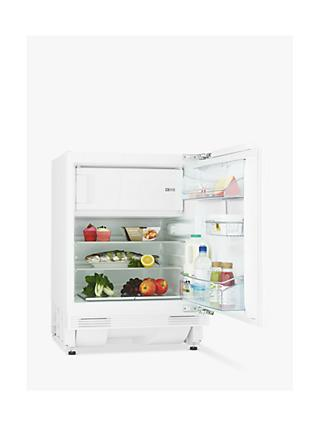 John Lewis & Partners JLBIUCFR08 Integrated Under Counter Fridge with Ice Box